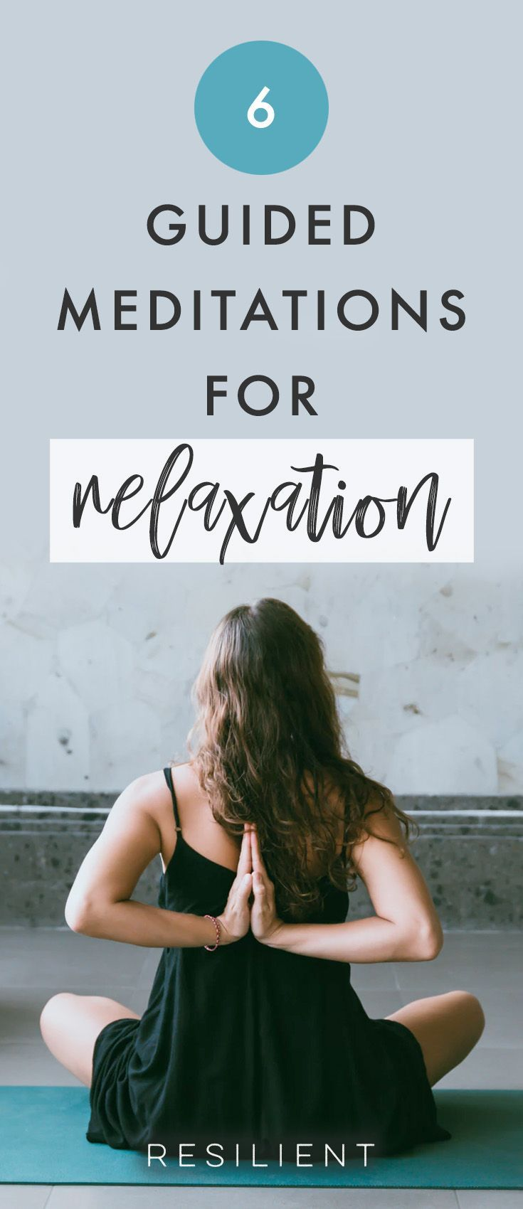 Guided meditations are a really powerful way to relax and de-stress from your day. Unlike regular me...