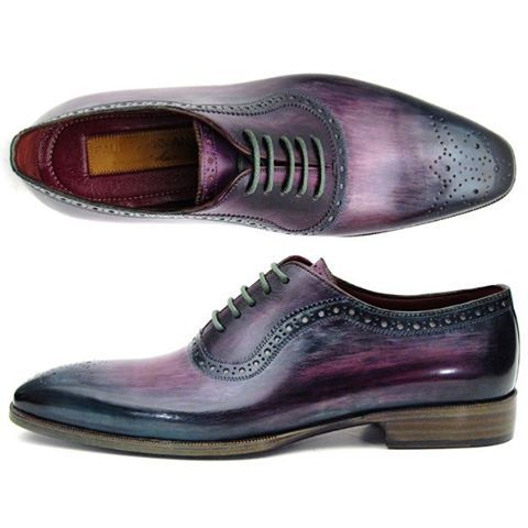 PAUL PARKMAN MEN'S PURPLE & NAVY MEDALLION TOE OXFORDS  Website : www.paulparkman.com  #paulparkman #paulparkmanshoes #purpleoxfords #purpleshoesformen #shoemaker #handcraftedshoes #mensluxuryshoes #bespokeshoes #bespokeshoemaker #patinashoes #artisanshoes #dressshoesformen #mensdressshoes #handmadeshoes #designershoes #luxuryshoes #menstyle #mensfashion #menswear #luxurylifestyle #fashionformen #luxuryshoesformen #mensluxuryfashion #sartorial #bespoke