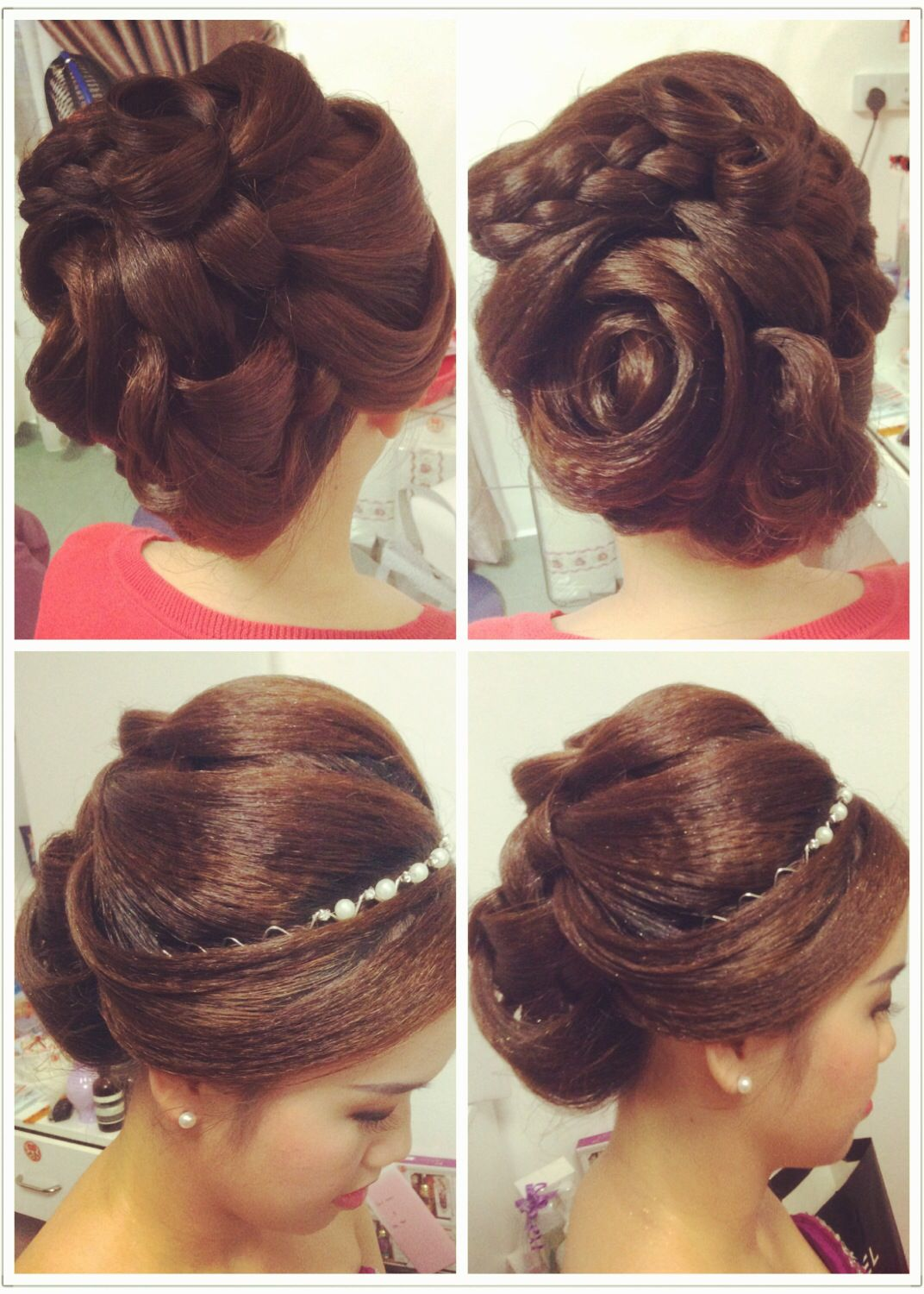 bridal hair design by vanessa | bridal make up & hairstyle