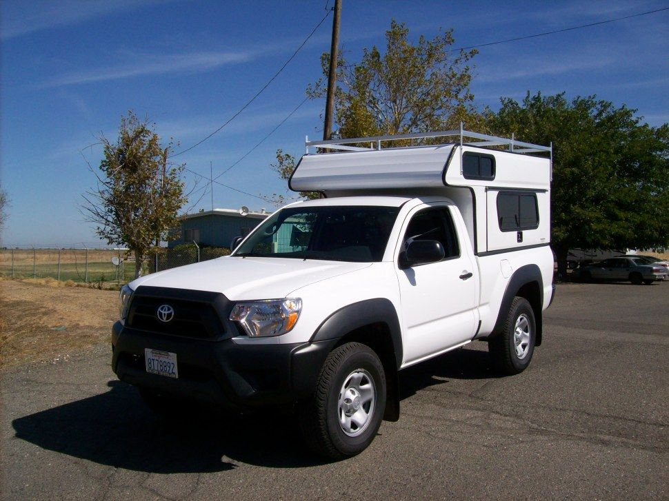 What Camper Shell Is This Truck Campers Wander The West Truck Bed Camping Truck Camping Pickup Camper