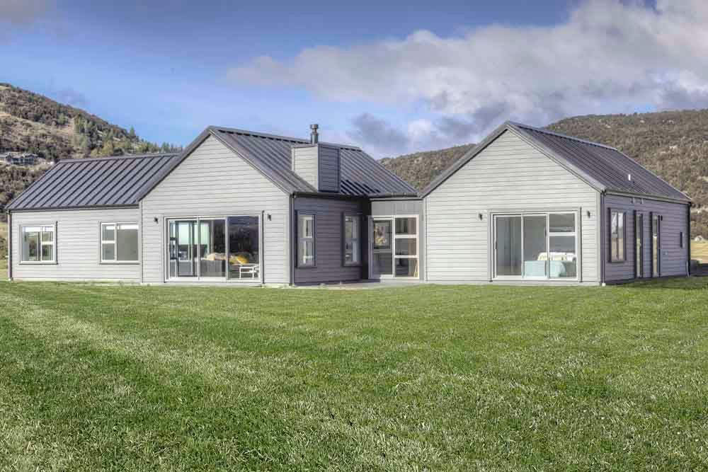 Northlake Design Showhome In Wanaka New Zealand Houses House Designs Exterior Small House Remodel