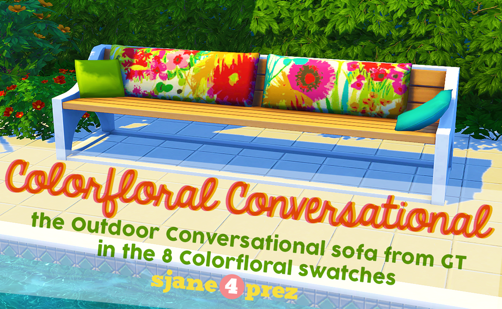 Custom content and finds for Sims 4 Sarah Maine maker