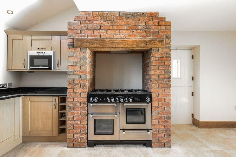 Oven Built Into Chimney Breast   Google Search
