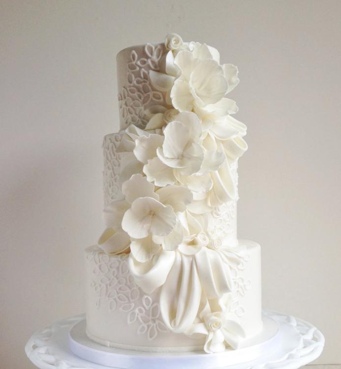 35 Wunderschöne Hochzeitstorten von Talented The Cake Whisperer   – Beautiful Cakes