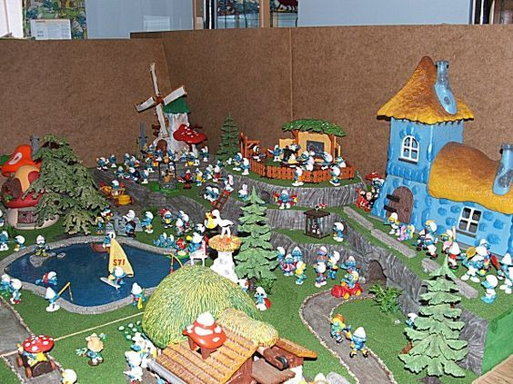 How To Get More Wood And Stone In Smurfs Village
