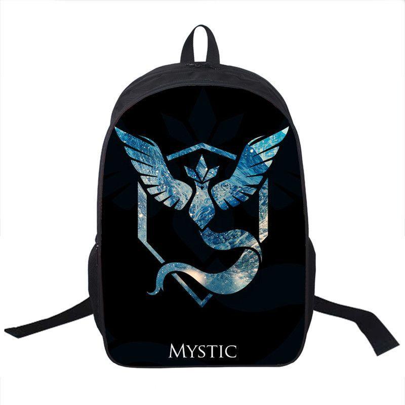 d2313cac9345 Anime Pokemon Go Backpack For Teenagers Girls Boys School Bags Pikacun  Children School Backpacks Pokeball Kids Best Gift Bag