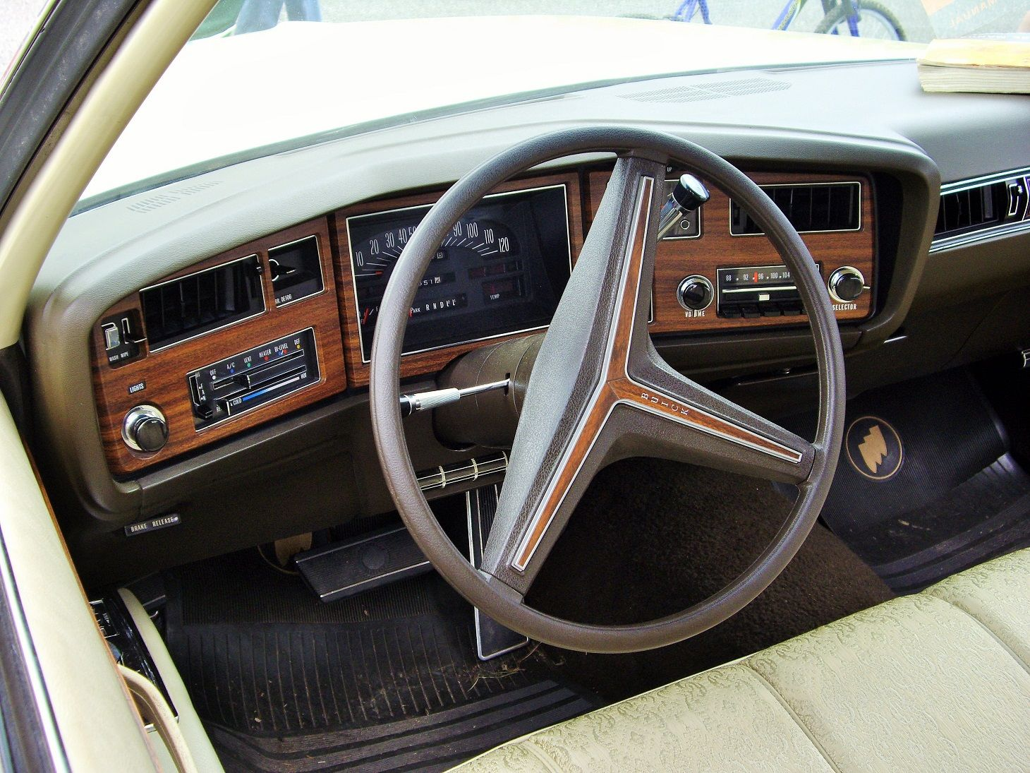 Car interior maintenance - 1973 Buick Electra 225 Interior Maintenance Restoration Of Old Vintage Vehicles The Material