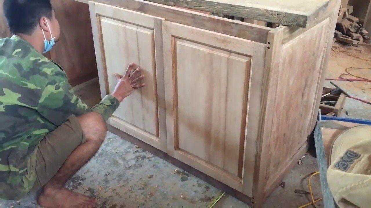 How To Build Under Kitchen Cabinets كيفية البناء تحت خزائن المطبخ How To Build Under Kitchen Cabinets كيفية البناء تحت In 2020 Storage Kitchen Cabinets Building
