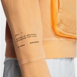 Photo of Jordan 23 Engineered Herrenoberteil mit durchgehendem Reißverschluss – Orange Nike