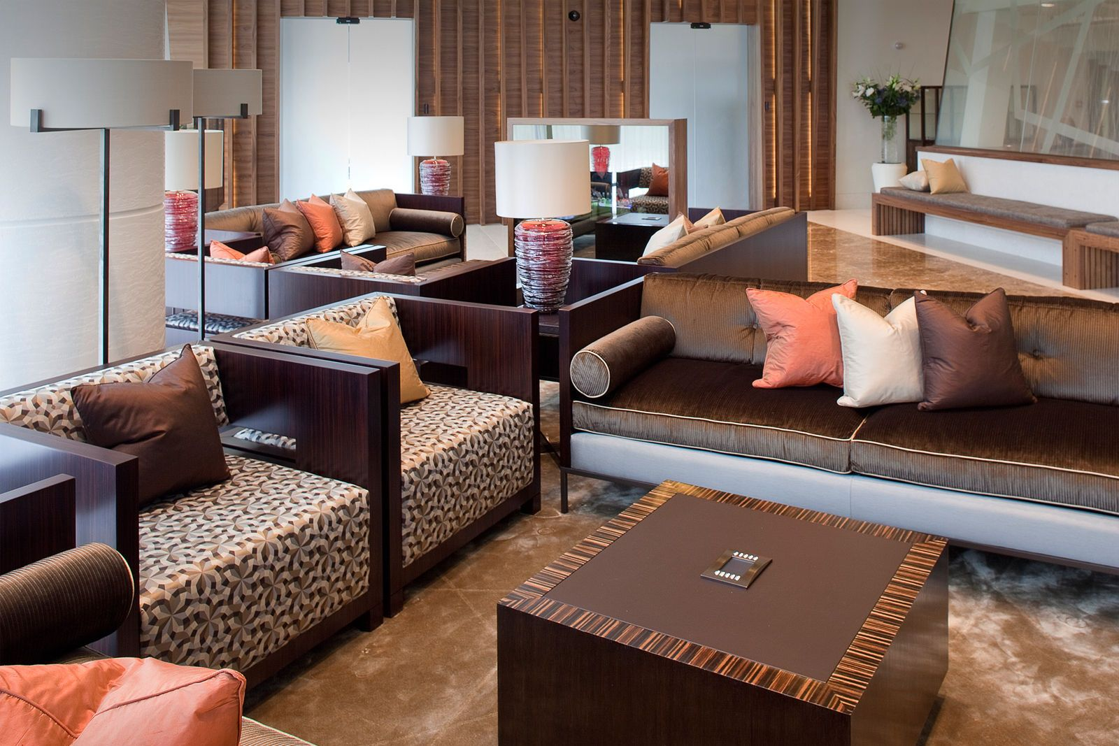 Hospitality Designers bar designers London SHH are architects and