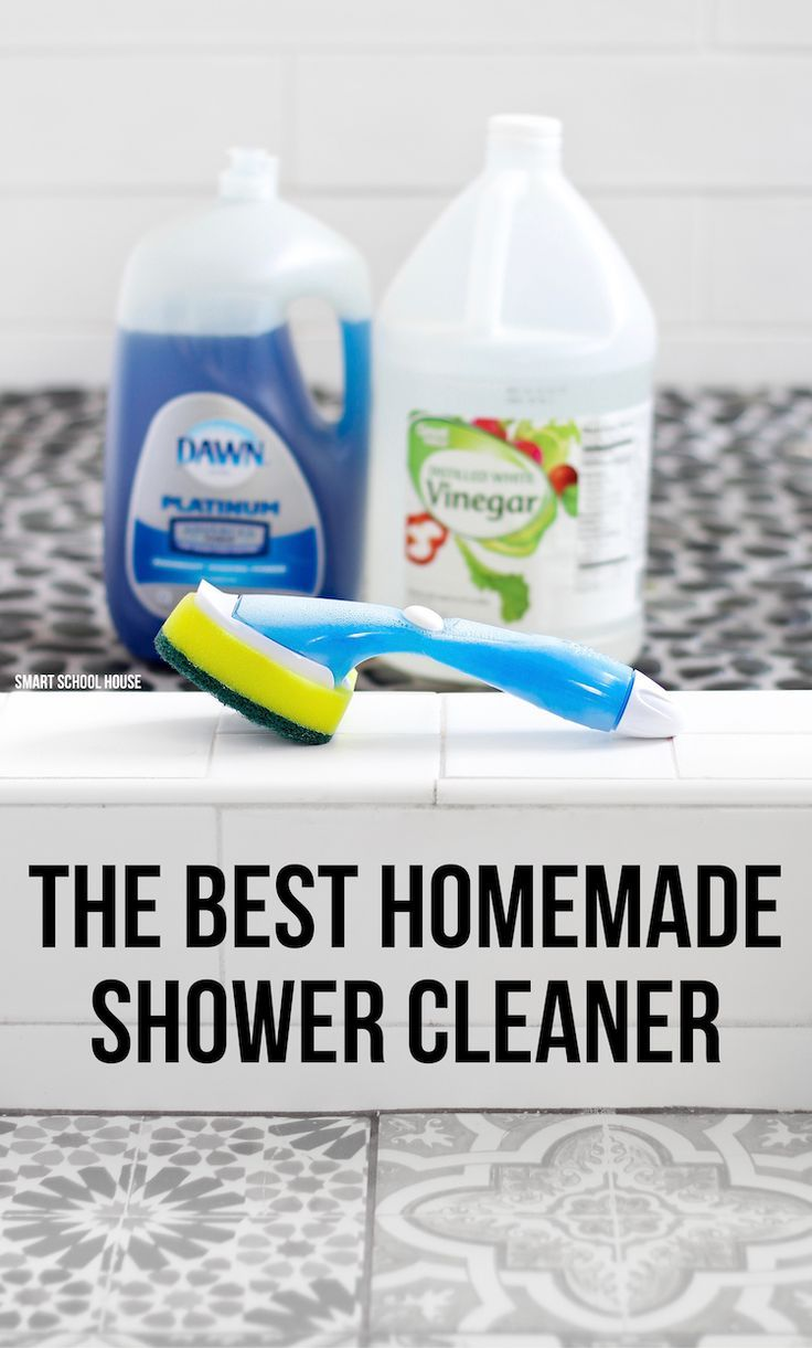 Beautiful The Best Homemade Shower Cleaner   Try The Best 2 Ingredient Homemade  Shower Cleaner On Tough Soap Scum Or For Daily Shower Cleaning.