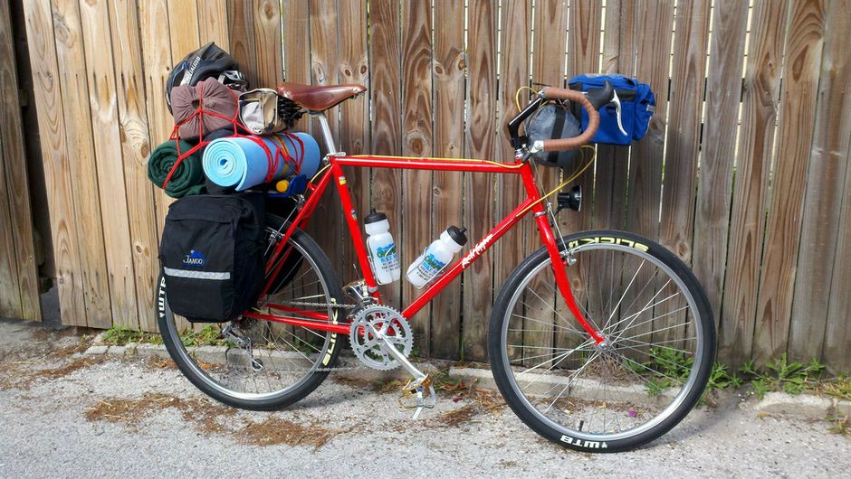1986 Specialized Rockhopper conversion - not saying I want to do