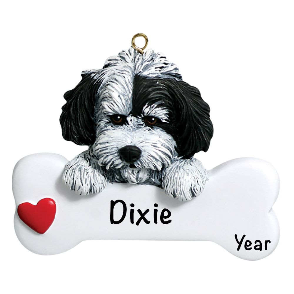 Havanese Personalized Ornament (With images
