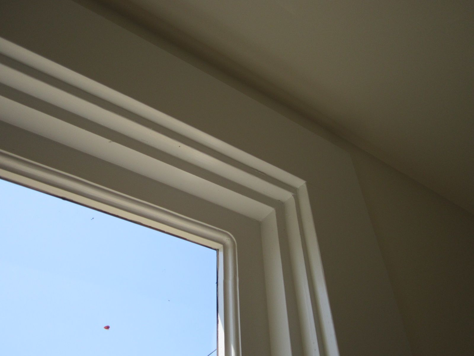 Contemporary Window Trim Ideas Interior Revisiting White Paint