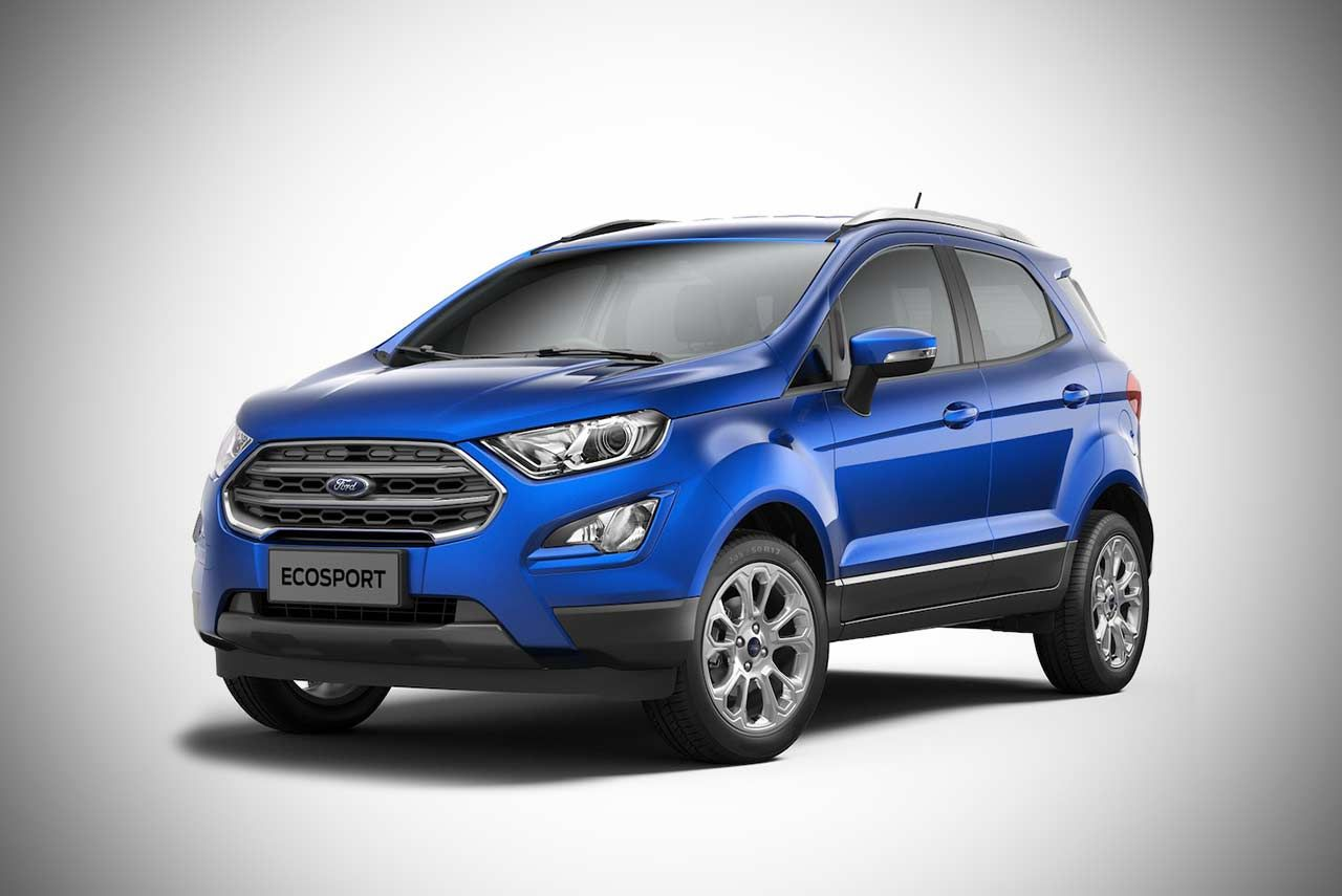 The 2017 Ford Ecosport Has Been Launched In India Get Details