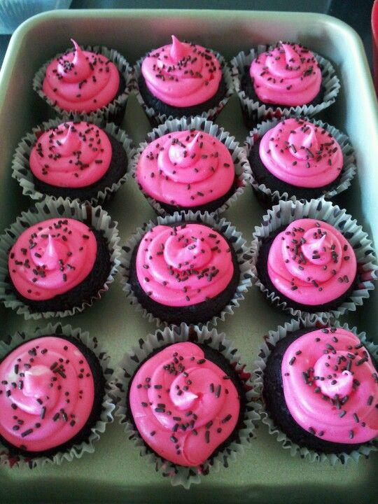 Destiny's cupcakes