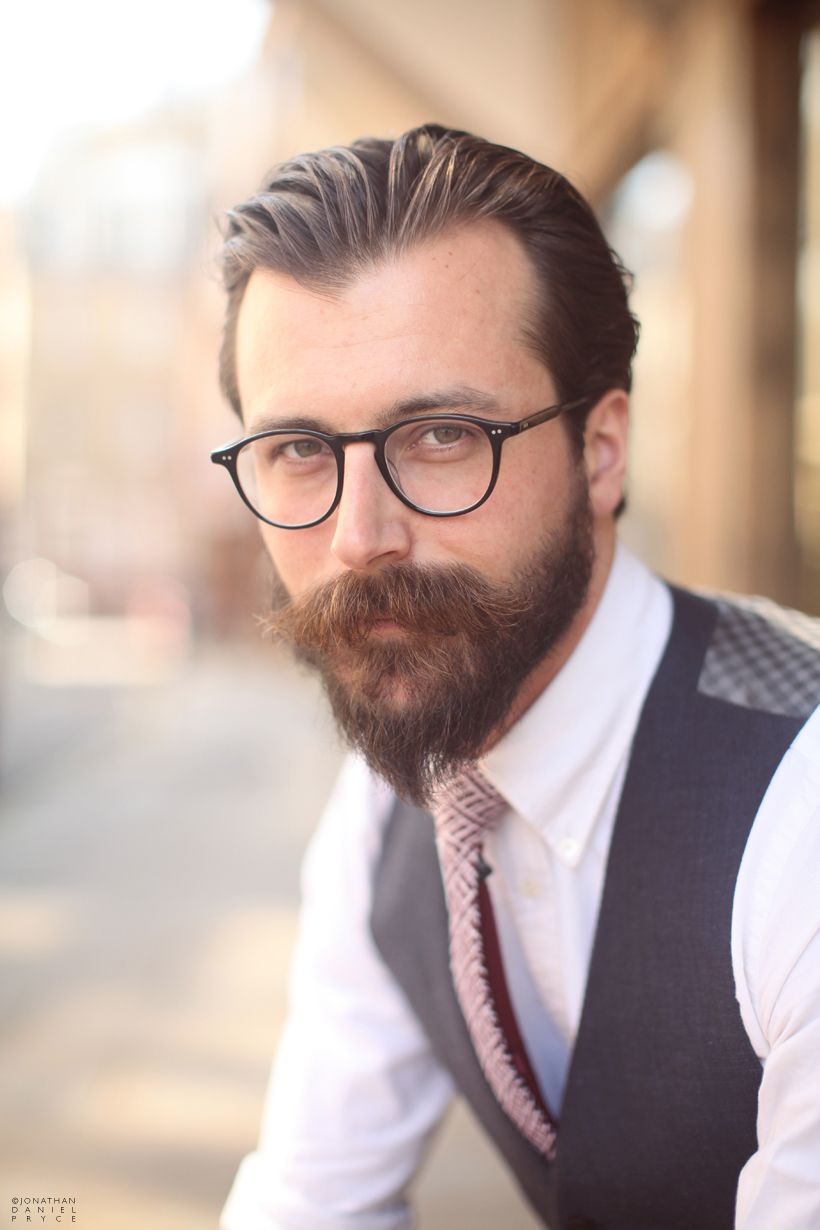 Mens Hairstyles With Glasses Great Frames Professional Yet Stylish Dem Clipper Cuts Mens