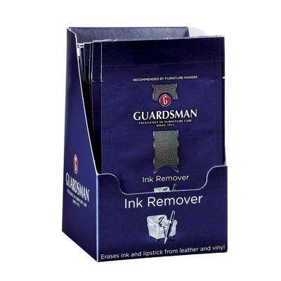 Guardsman Ink Remover Wipe (Set of 2)