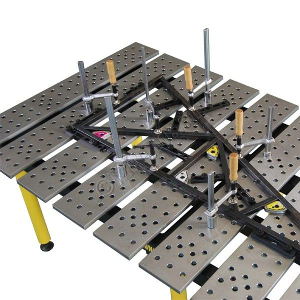 tma57838 strong hand buildpro welding table jig fixture welding rh pinterest com buildpro welding table nz buildpro welding table uk