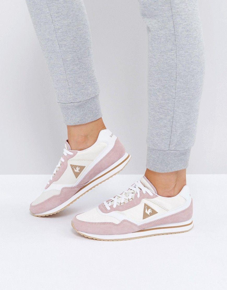 f15e03b699036 LE COQ SPORTIF LOUISE SNEAKERS - PURPLE.  lecoqsportif  shoes
