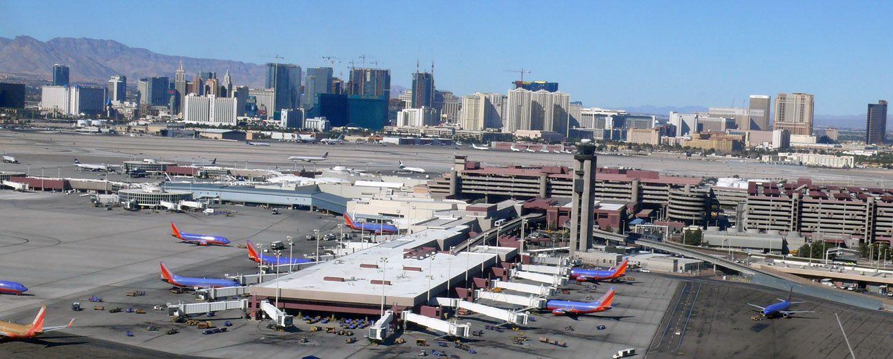 McCarran International Airport (Las Vegas) Mccarran