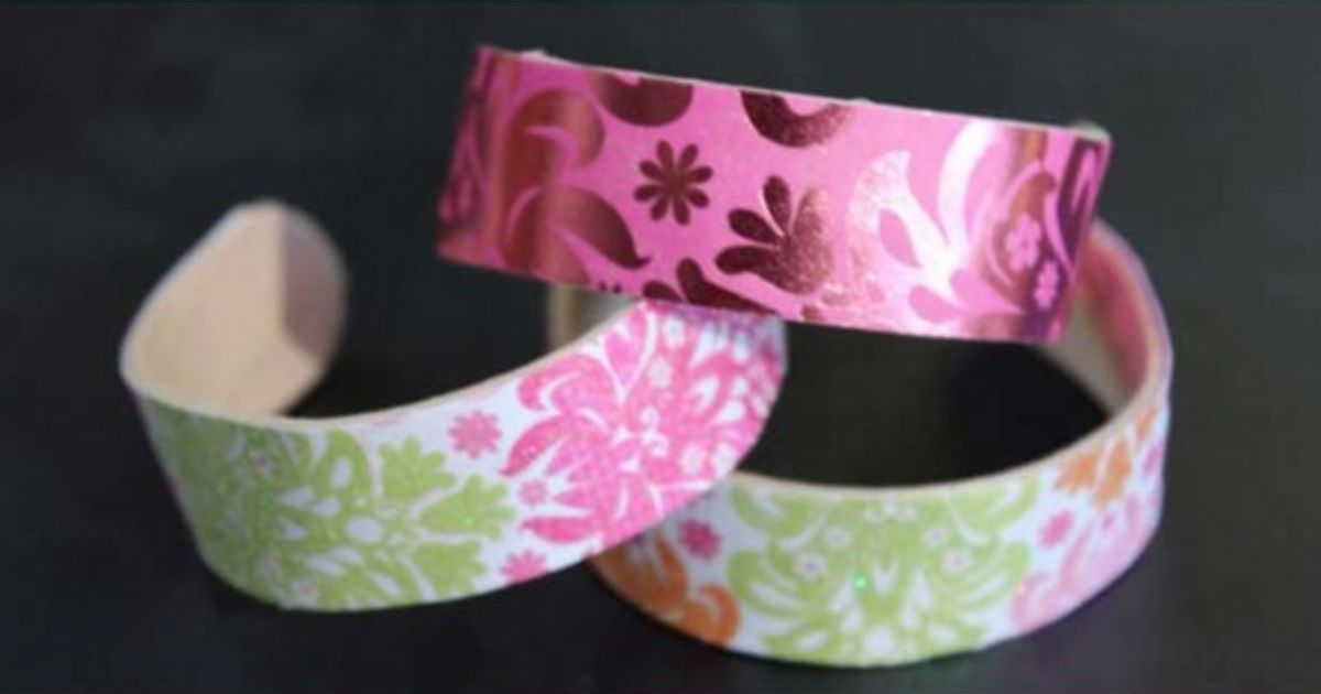 Boiled Popsicle Sticks – Make Cute Bracelets! | crafts | Pinterest ...