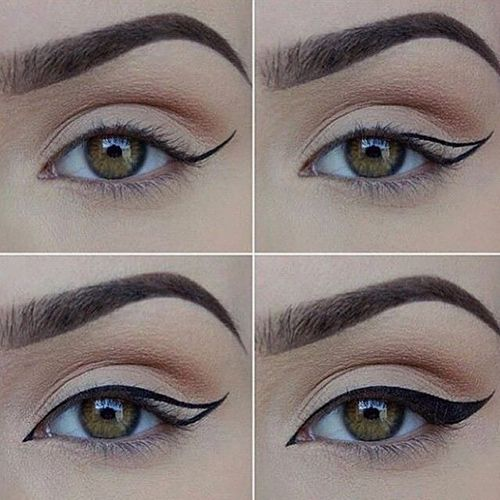 How To Do Cat Eye Makeup Perfectly Tutorial With Pictures In