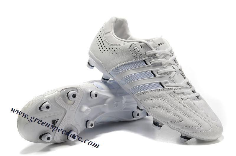 Adidas adiPure 11Pro TRX FG - Running White-White-Black