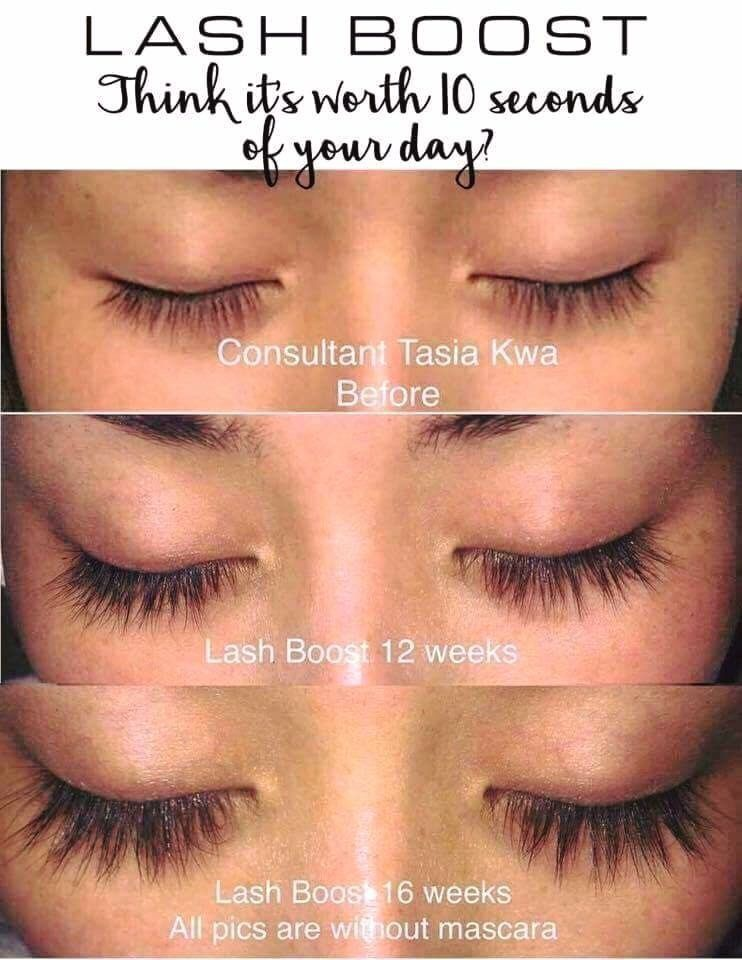 b6a5f717de7 What longer-looking lashes? Rodan and Fields' Lash Boost is proven to show results  in 6-8 weeks! I am at 16 weeks and completely in love with my results!
