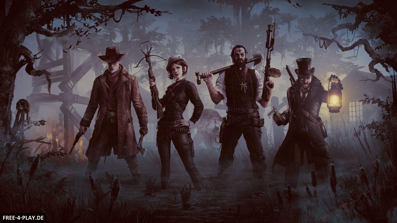 HUNT Horrors of the Gilded Age Crytek kündigt neuen