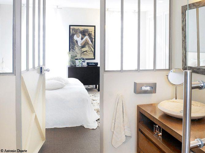 1000 images about verrire chambre on pinterest - Verriere Salle De Bain Chambre