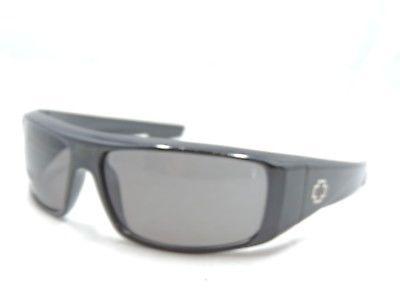 caaefa6977 Spy Logan Polished Black Polarized Sunglasses (eBay Link)