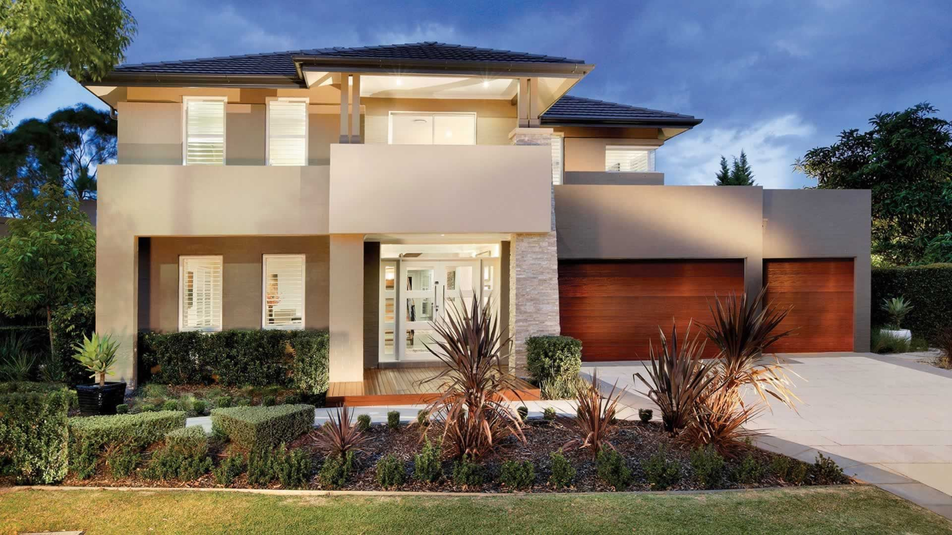 Sandarah - Prestige Series | Eden Brae Homes | Home - Facade ...