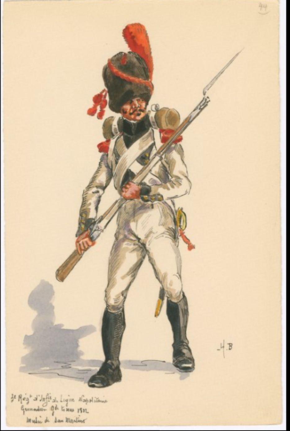 Французская армия в 1812 открытки, днем матери