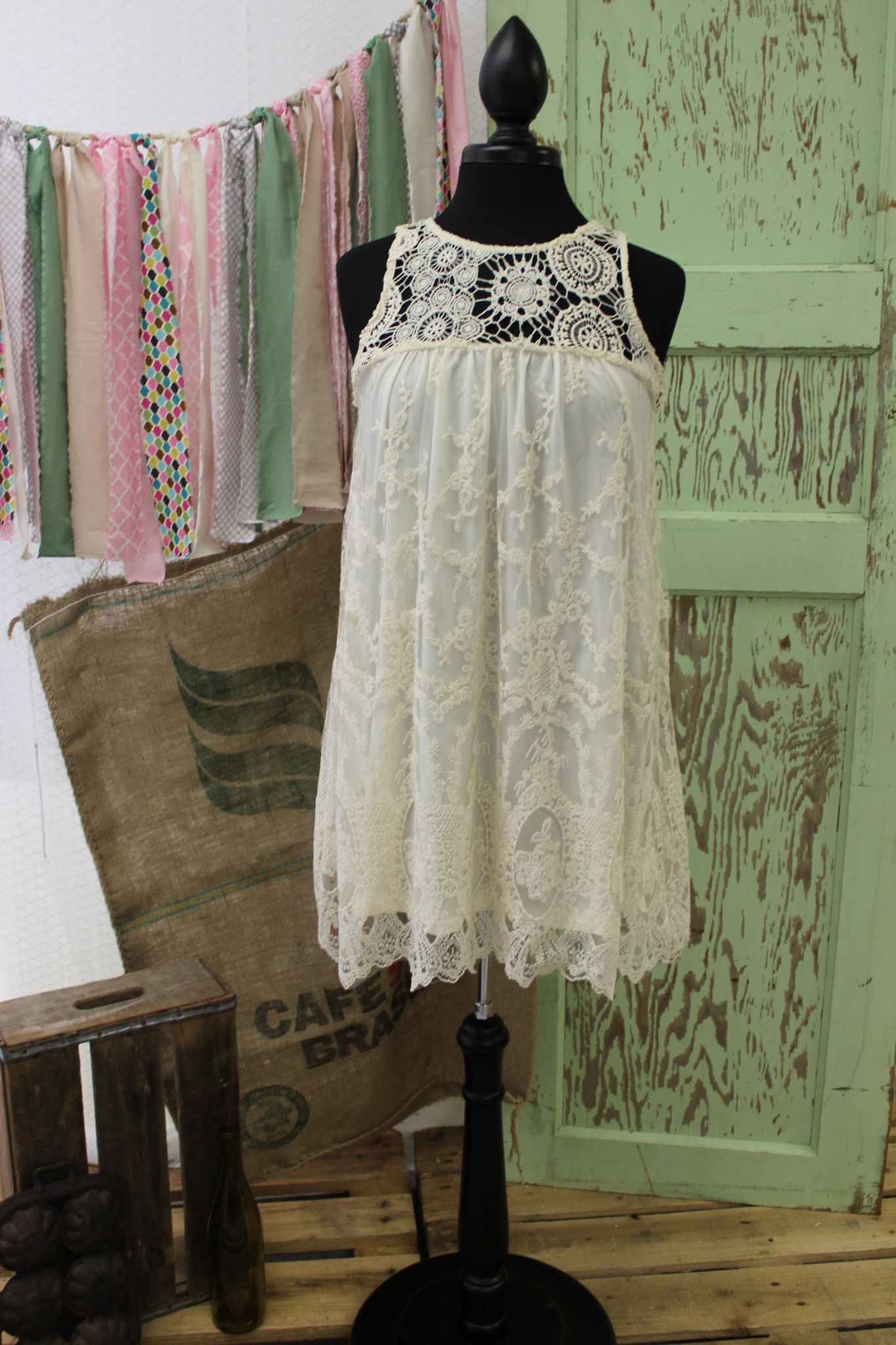 Natural lace dress wedding pinterest lace dress natural and