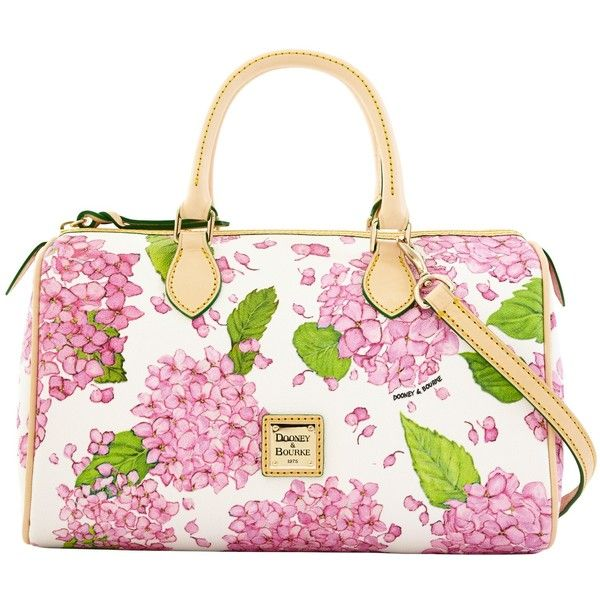 Dooney & Bourke Classic Satchel ($198) ❤ liked on Polyvore