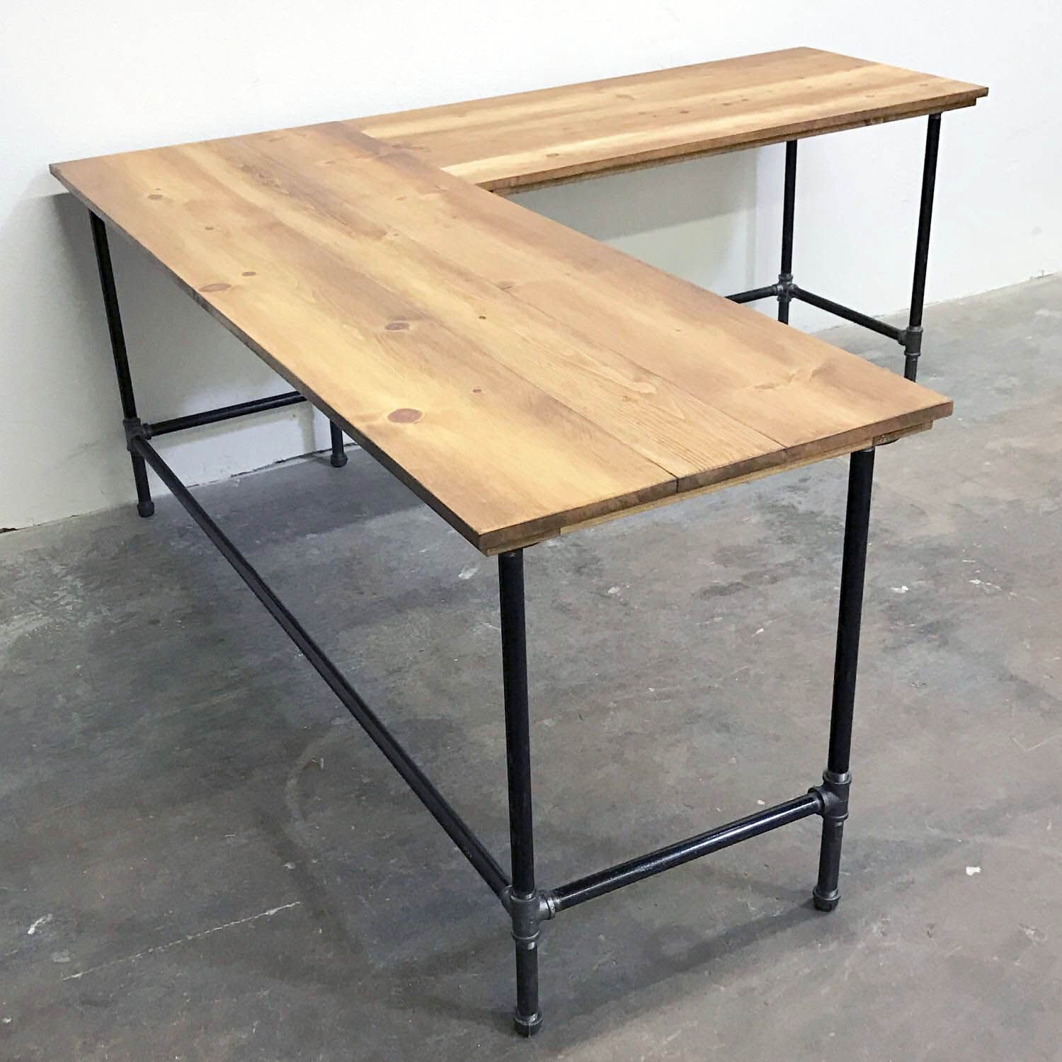 Extraordinary Solid Wooden Desks For Sale Cape Town Just On Planet Home Decor Diy Corner Desk Solid Wood Desk Vintage Industrial Furniture