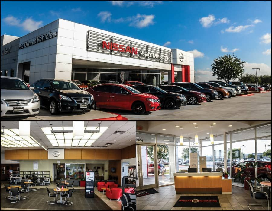Nissan San Marcos Auto Dealership Nissan Car Dealership Road Trip Car