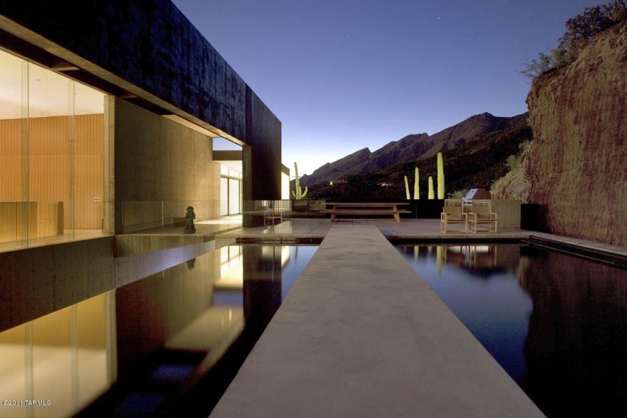 Ventana Canyon House by rick joy architect