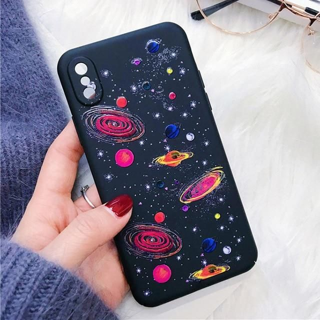 Universe Series Phone Case For iphone XS Max Case For iphone XR X ...