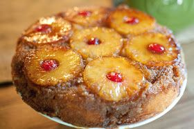 life chasers: pineapple upside down cake.