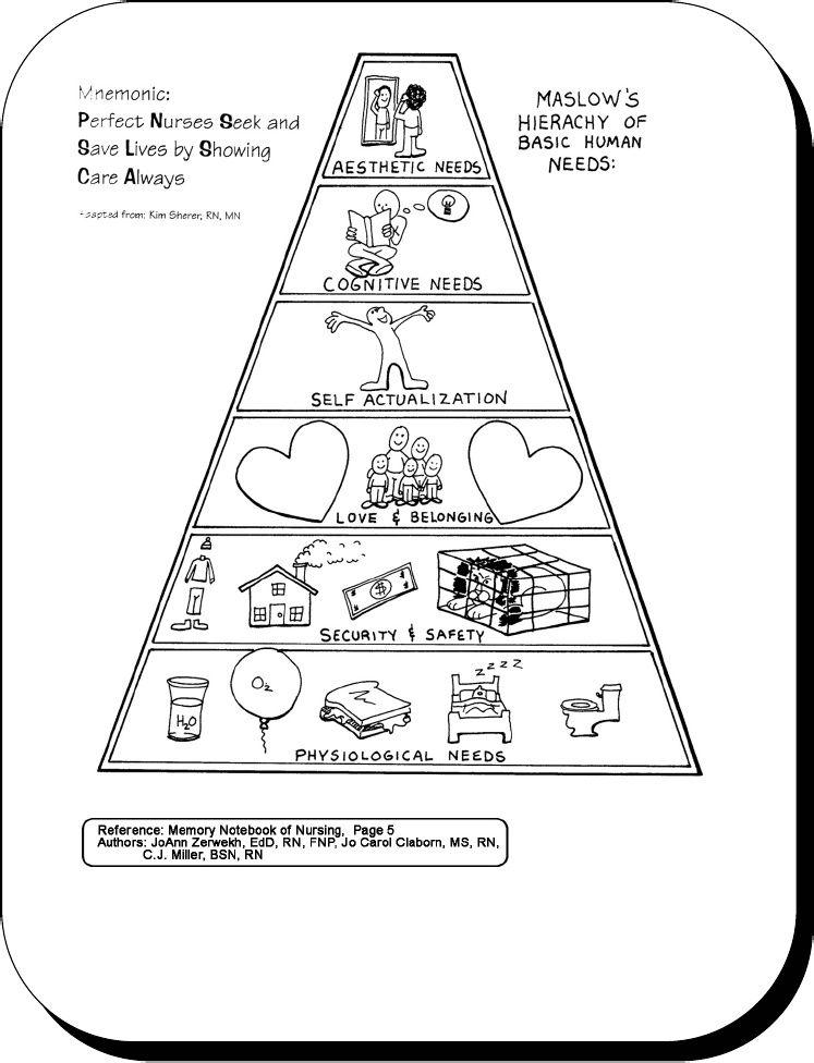 Maslow Teoría De Las Organizaciones Educación Artística
