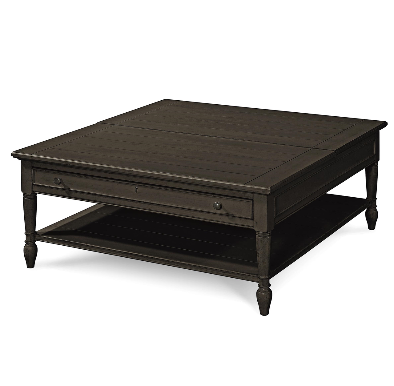 Country Chic Black Wood Square Coffee Table With Lift Top Coffee Table Square Lift Top Coffee Table Coffee Table Joss And Main [ 1254 x 1280 Pixel ]