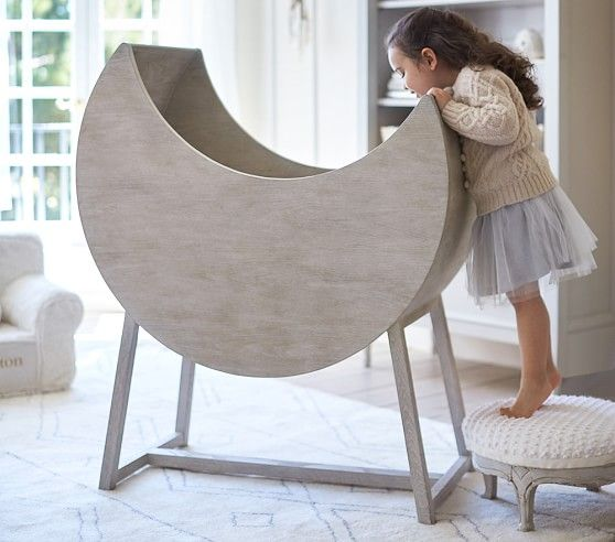 Moon Bassinet Mattress Pad Set