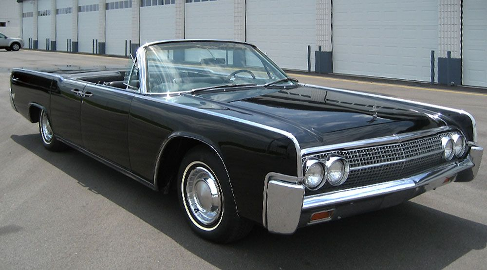 In 1961, the Continental was completely redesigned by Elwood Engel. For the first time, the names Lincoln and Continental would be paired together outside the Mark Series; along with replacing the Continental Mark V, the 1961 Continental replaced the Lincoln Capri and Premiere, consolidating Lincoln into a single product line