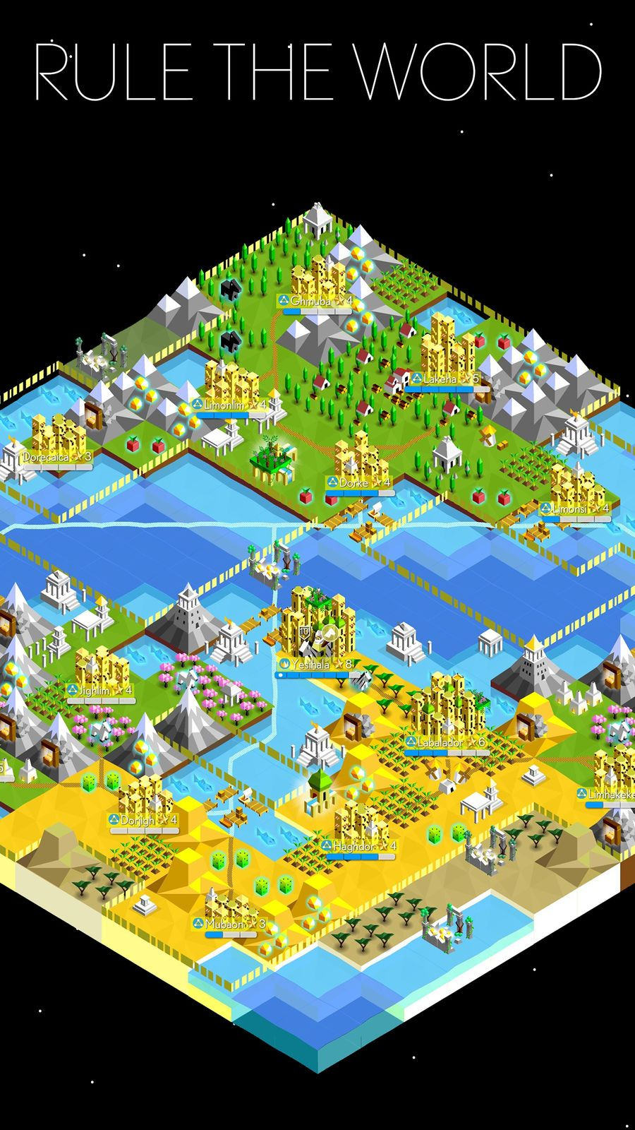 The Battle of Polytopia AdventureStrategyappsios (With