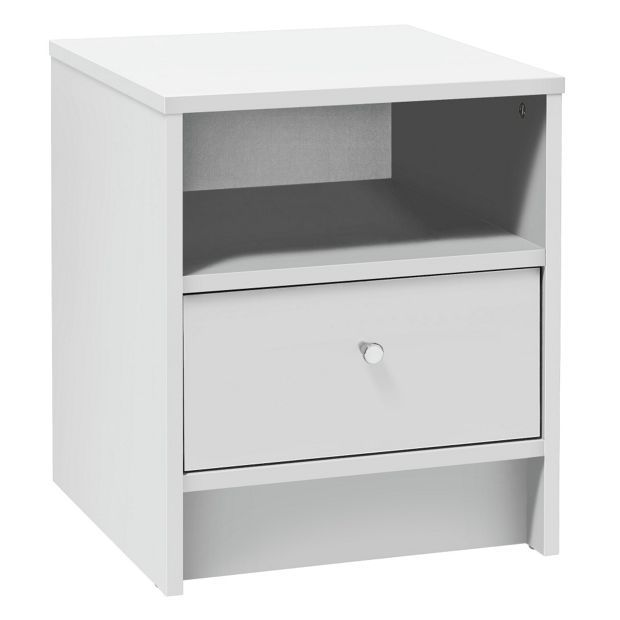 Buy Home New Malibu 1 Drawer Bedside Chest White At Argos Co Uk Visit Argos Co Uk To Shop Online Fo White Bedside Table Argos Home Bedside Cabinet