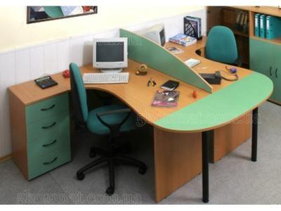 стол компьютерный для двоих детей купить: 16 тыс ...