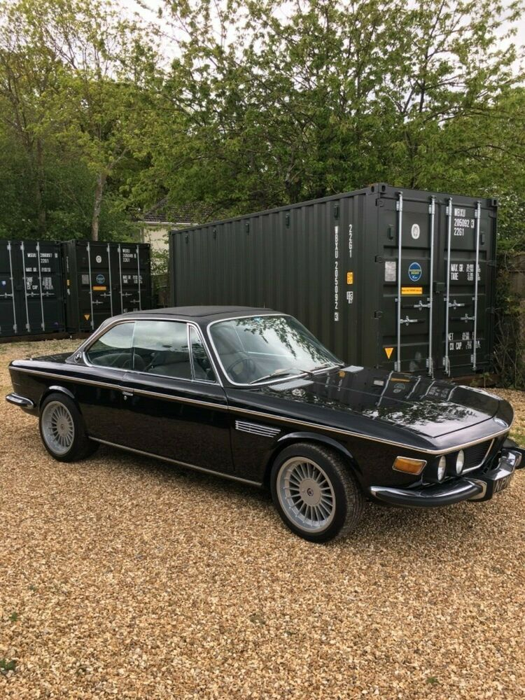 1975 1973 Bmw 3 0 Csi E9 Manual Rhd Stunning Classic As Seen