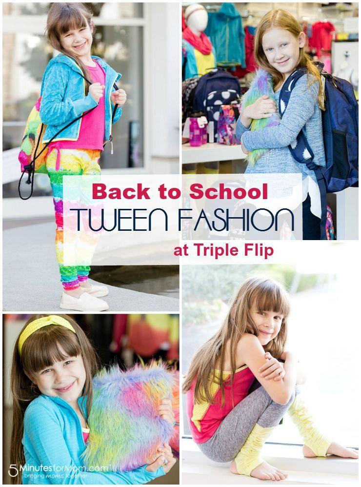 b084cd7d7bd7 Back to School Shopping for Tween Girls at Triple Flip